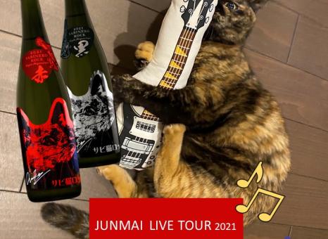 サビ猫ロック2021 PHASE1 発売のお知らせ